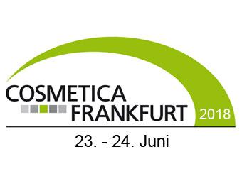 Cosmetica Frankfurt 2018