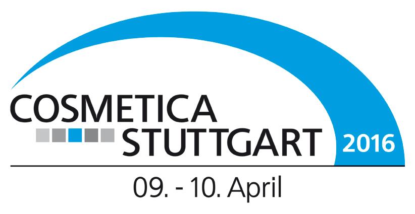Cosmetica Stuttgart 2016