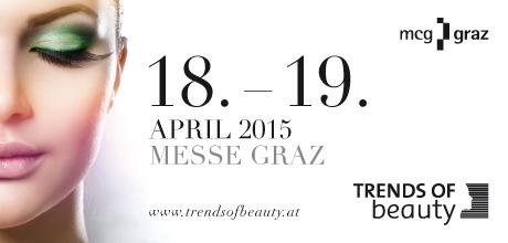 Trends of Beauty Graz 2015