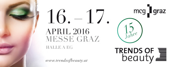 Trends of Beauty Graz 2016