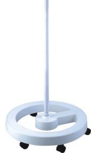Stativ rund für Lupenlampe 0202 07 6022