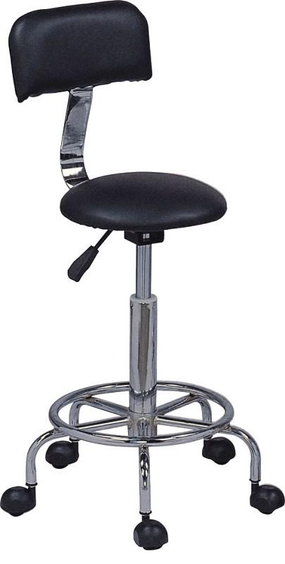 2005 Arbeitsstuhl | höhenverstellbar mit Rückenlehne