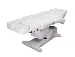 867-3A Fußpflegeliege Bogota mit Sitzheizung