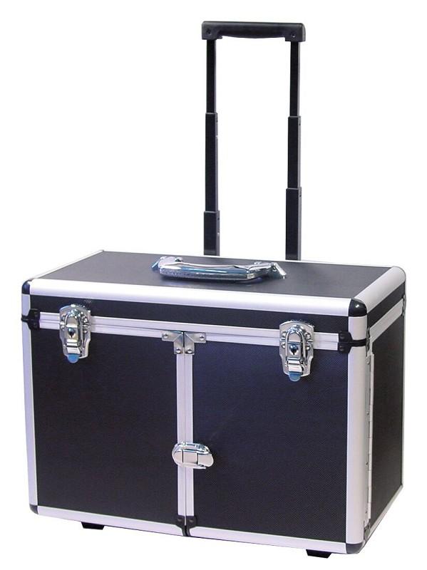 0909 Fußpflegekoffer mit Falttüren