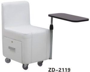 2119 Maniküre Sessel mit Tisch