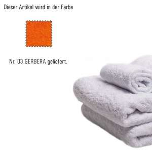 Handtuch-gerbera