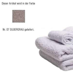 Handtuch-silbergrau