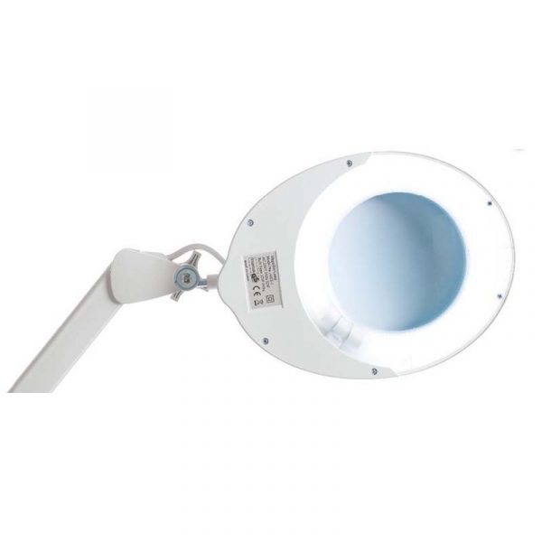 6022 Lupenlampe mit Ringleuchte
