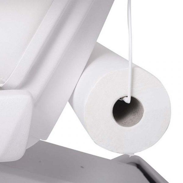 papierrollenhalterung liege